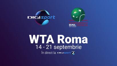 Turneul de la Roma se vede în exclusivitate la Digi Sport