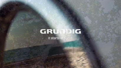 GRUNDIG - It Starts At Home