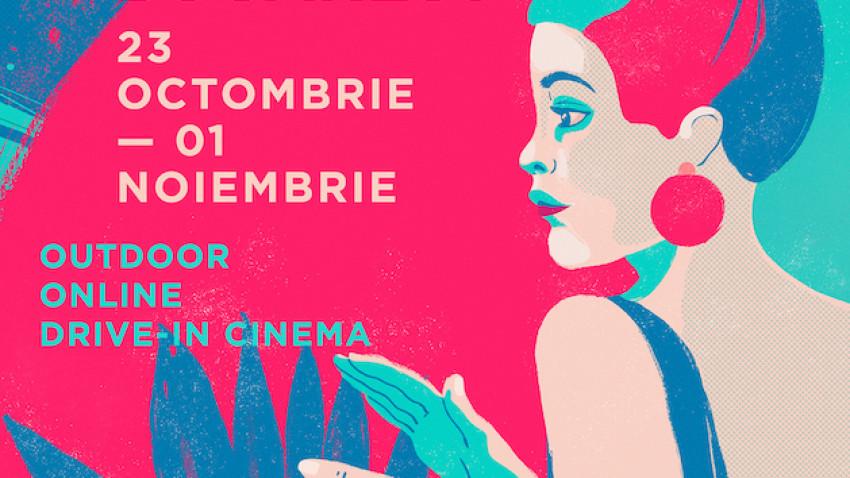 Astăzi, 23 octombrie, începe cea de-a 11-a ediție a Les Films de Cannes à Bucarestoutdoor, drive-in și online