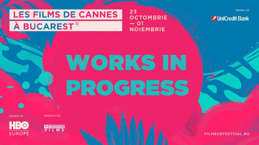 Evenimente online în cadrul celei de-a 11-a ediții.Les Films de Cannes à Bucarest:Masterclass Naomi Kawase, Managing Talents, Works in Progress