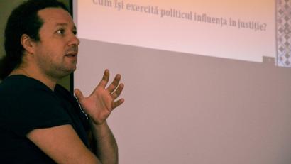 [Voci online] Ovidiu Vanghele: Din punct de vedere al doctrinei, am inventat eu una si dupa ea ma ghidez: doctrina anti-ursarie