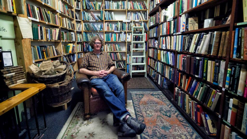 Shaun Bythell, the misanthrope bookseller: My favourite buyers are the people who don't complain about anything, and don't argue with you over the price