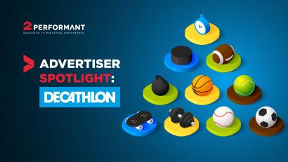 Trenduri în marketing digital: cum își crește Decathlon vânzările online prin afiliere cu 2Performant