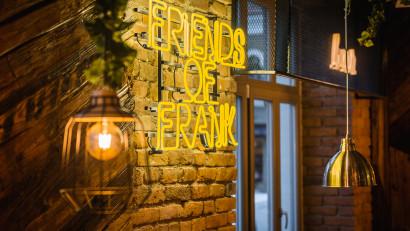 Foodwise Marketing semnează proiectul de HoReCa designpentru URSUS Breweries- Frank The Tank din Cluj-Napoca