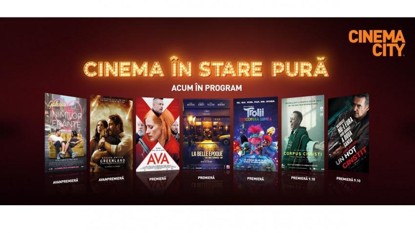 7 dintre cele mai noi premiere ale sezonului te aşteaptă ACUM la cinema