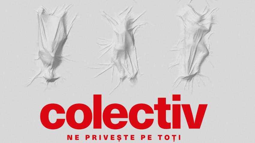 """""""colectiv"""" este propunerea României pentru premiile OSCAR® din 2021"""