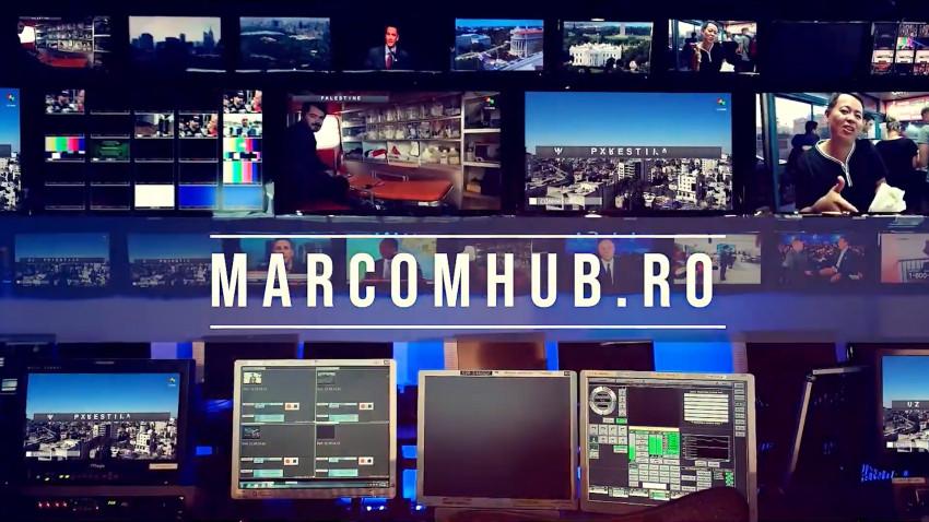 Evenimentele trec într-o nouă dimensiune, în plină pandemie, cu noile concepte și studiouri Marcom Hub