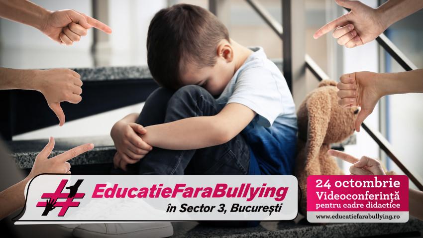 Află cum poate fi educația într-un mediu fără bullying