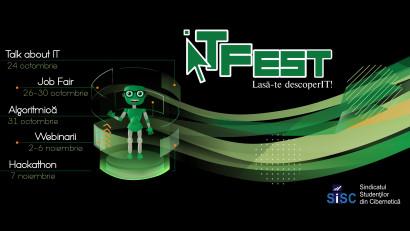 ITFest a ajuns la cea de-a XIII-a ediție