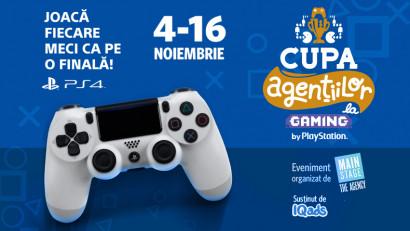 PlayStation descopera fotbalistul din tine la Cupa Agentiilor la Gaming, Editia FIFA 21