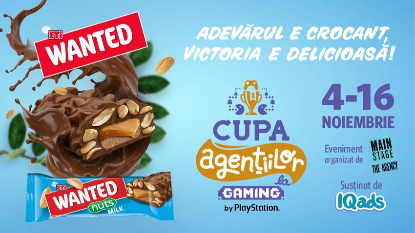 ETi Wanted te vrea infometat dupa victorie la Cupa Agentiilor la Gaming, Editia FIFA 21
