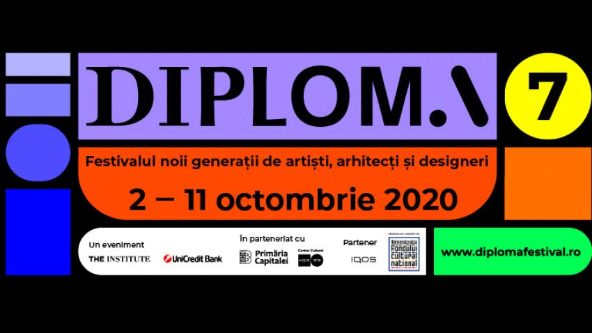 Începe DIPLOMA, festivalul care prezintă publicului larg noua generație de artiști, arhitecți și designeri
