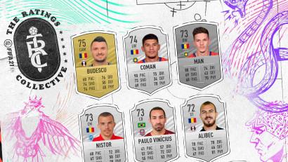 EA SPORTS FIFA 21 prezintă cei mai bine cotați 10 fotbaliști din Liga 1