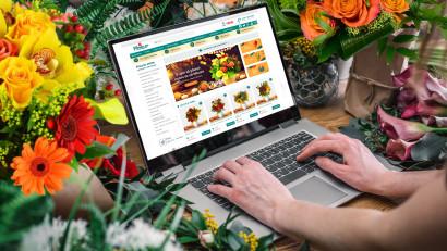 Floria.ro: Halloween online și decorațiuni pentru biroul de acasă