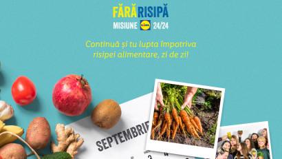Misiune Lidl: Combaterea Risipei Alimentare