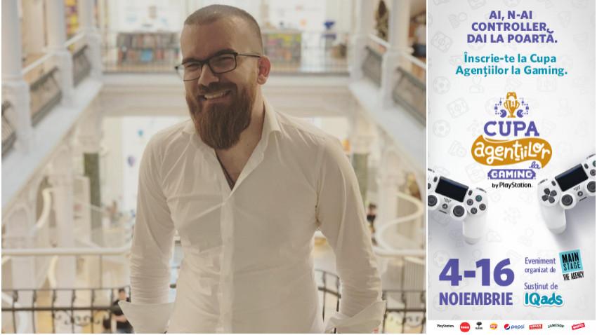 [Cupa Agentiilor la Gaming] Alecsandru Grigoriu: Companiile incep sa asculte iar de noi, jucatorii. Observ mai multa atentie la gameplay