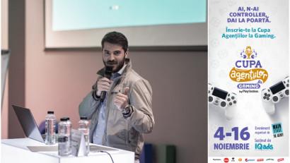 [Cupa Agentiilor la Gaming] Dragos Andronache: Fifa este mai degraba un ritual de intalnire virtuala cu prietenii