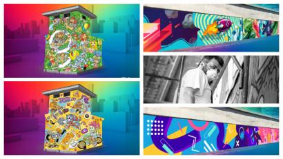 [Street Art Challenge] Ionut Popescu: Arta murala devine un bun colectiv de care avem dreptul sa ne atasam sau sa il respingem