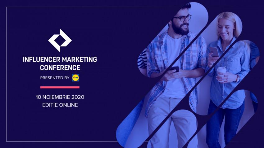Influencer Marketing Conference, evenimentul care aduce bunele practici în colaborările brand-urilor cu creatorii de conținut