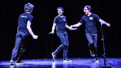 Festivalul Național de Improvizație se transformă: !MPRO 8 va avea loc, în premieră, în mediul virtual