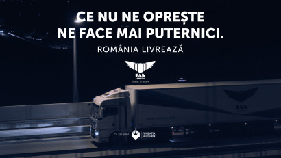 """""""România Livrează"""" cu FAN Courier și Marks"""