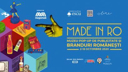 Line Agency devine agenția de comunicare pentru Made in RO, muzeul pop-up de publicitate și branduri românești, aflat la a treia ediție