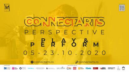 ConnectArts – Perspective: Play & Perform, campanie online de încurajare a proiectelor colaborative dedicată liceenilor și studenților din România