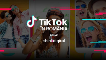Thinkdigital signed a new important partnership with TikTok, for Romania