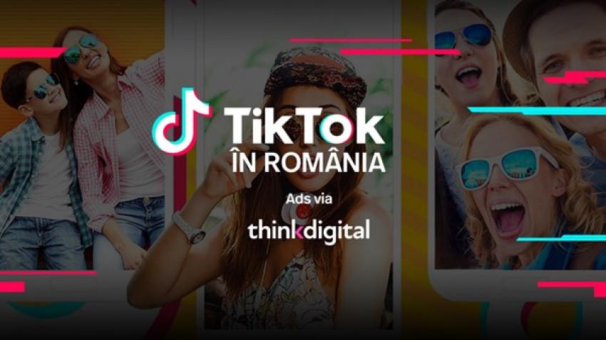 Thinkdigital signed a new important partnership with TikTok, for Romania