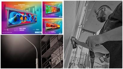 [Street art challenge] KAPS Crew: Un atu al artei stradale este faptul ca transcede drumul prin institutiile artistice si ajunge direct la public