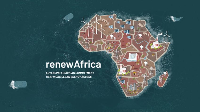 Inițiativa renewAfrica prezentată Vicepreședintelui Executiv Timmermans