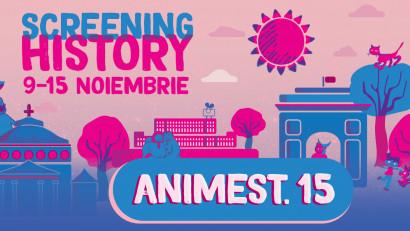 Programul și biletele la prima ediție Animest disponibilă spectatorilor din întreaga țară - de astăzi în mediul online, pe platforma festivalului