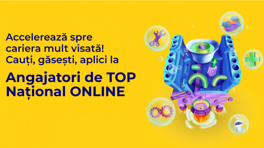 Cel mai mare târg de carieră din România are loc în mediul online.Ce părere au candidații despre noul proces de recrutare remote