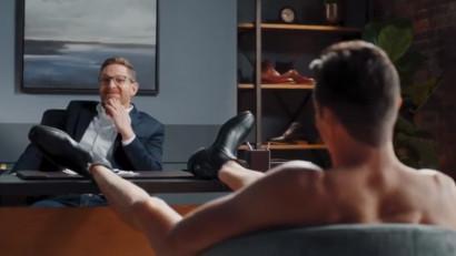 Hugh Jackman, cizmele lui și cam atât