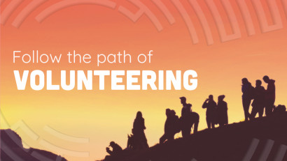 YOUvolunteer | Follow the path of volunteering
