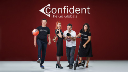 "Confident Communications a câștigat premiul ""Small Consultancy of the year"" la Romanian PR Award 2020"
