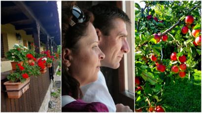 [Viața la țară] Claudia Rațiu: Pentru noi asta e important. Tihna, mai mult decât distracția