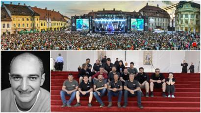 [Light & Sound] Poveștile lui Silviu Scrob: De la vizita Papei, la festivaluri de teatru sau jazz, Eurovision și Cerbul de Aur
