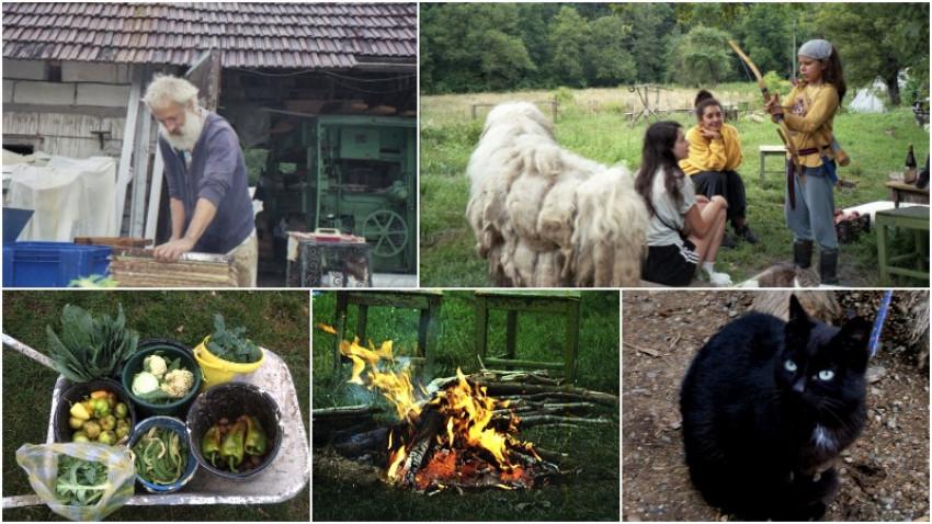 [Viața la țară] Răzvan Supuran: Învățăm să trăim așa cum știm de la bunici că se trăia la țară, vor mai trece ani până ne vom învăța complet cu acest trai