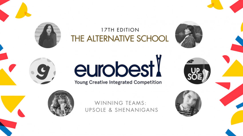The Alternative School for Creative Thinking: reprezentanții oficiali ai României la Festivalul Internațional de Creativitate Eurobest