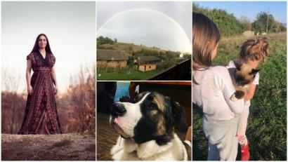 [Viața la țară] Luiza Zan: La sat e absolut indiferent daca e marti sau duminica