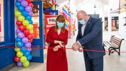 FASHION HOUSE Outlet Centre Militari deschide a treia fază, după o investiție de 350.000 euro, și adaugă în portofoliu noi magazine de brand