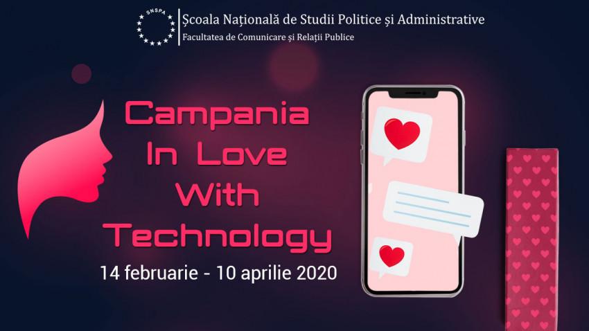 #InLoveWithTechnology - o campanie #FCRP amplificată în digital de Mavericks
