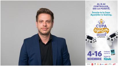[Cupa Agentiilor la Gaming] Răzvan Radulescu: Need for Speed 1 strângea efectiv toți bărbații din familie la un singur monitor și ne jucam pe rând