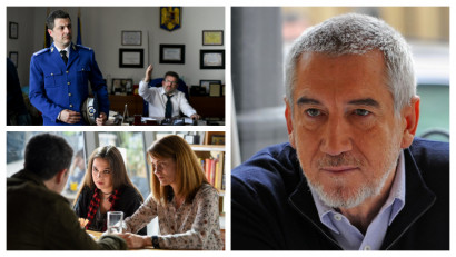 """Dan Chișu, regizor """"5 minute"""": Mi-am dorit întotdeauna ca actorul să fie co-autor al dialogurilor"""