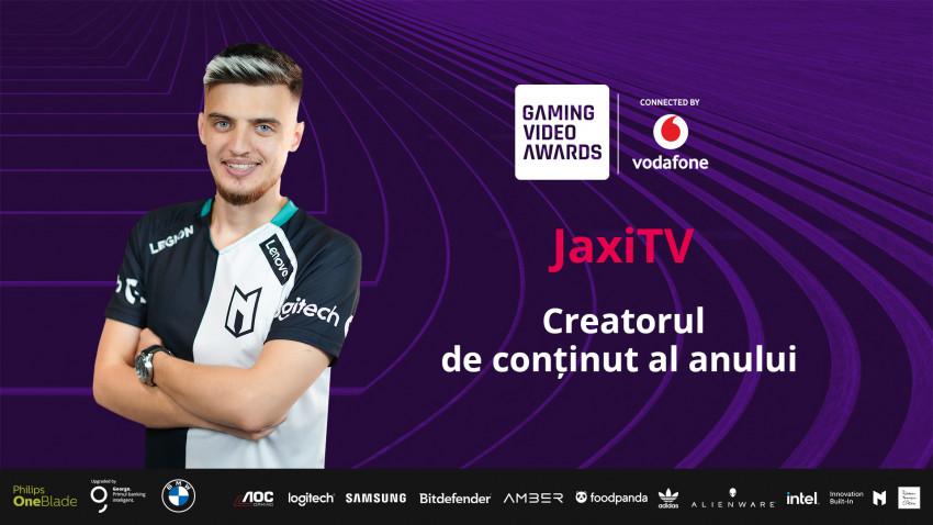 Gaming Video Awards, competiție ce oferă recunoaștere celor mai buni creatori de conținut de gaming din România, și-a desemnat câștigătorii