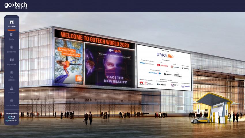 14.230 de profesioniști au participat la GoTech World 2020: The New Reality
