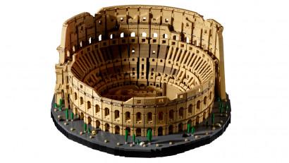 Grupul LEGO® lansează cel mai mare set de cărămizi din istoria brandului, LEGO Colosseum