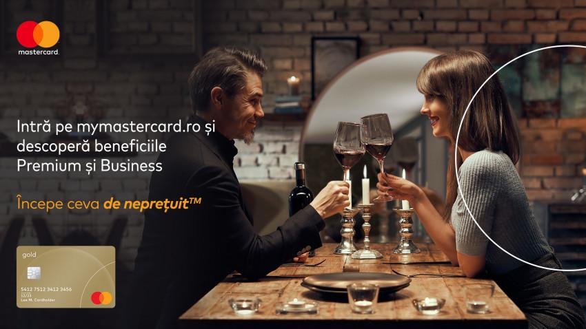 Mastercard lansează mymastercard.ro, versiunea digitală a programului Premium & Business