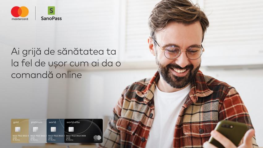 Mastercard le oferă posesorilor de card beneficii exclusive și servicii medicale gratuite, printr-un parteneriat cu SanoPass